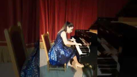 PIANOFORTE TR - IVANOVA YOANNA - CHOPIN ETUDE OP.10 NO.12