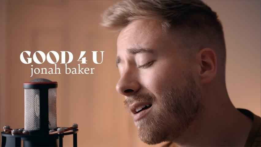 good 4 u - Olivia Rodrigo (Acoustic Cover by Jonah Baker)