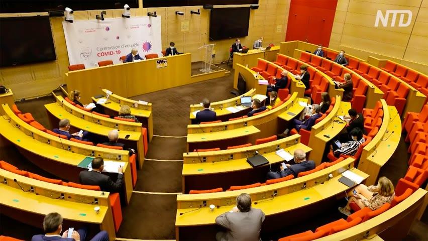 Le Sénat français débattra du prolongement du pass sanitaire