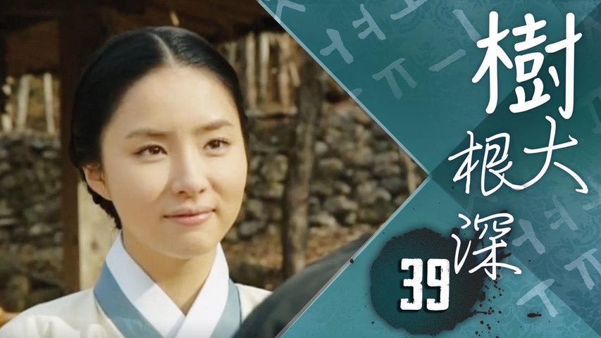 樹大根深 39|李裪宣布了發表韓文的日子,這讓鄭基準陷入了緊張與混亂中 ...|宋仲基、申世景|韓劇迷