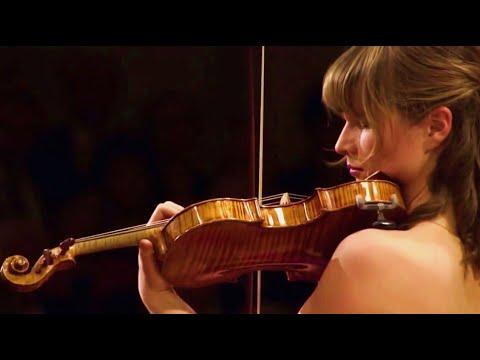 Brahms: Violin Concerto - Lisa Batiashvili✧Christian Thielemann✧Staatskapelle Dresden