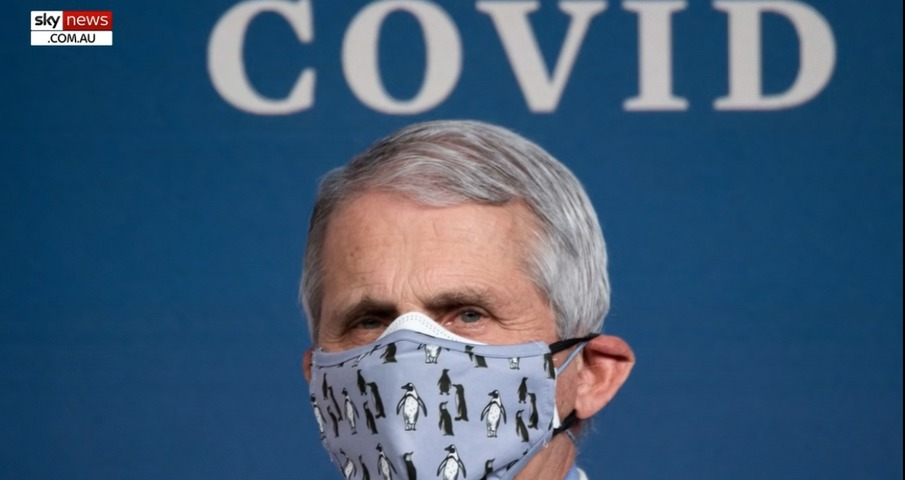 'Fauci lied'  New documents on lab leak theory released
