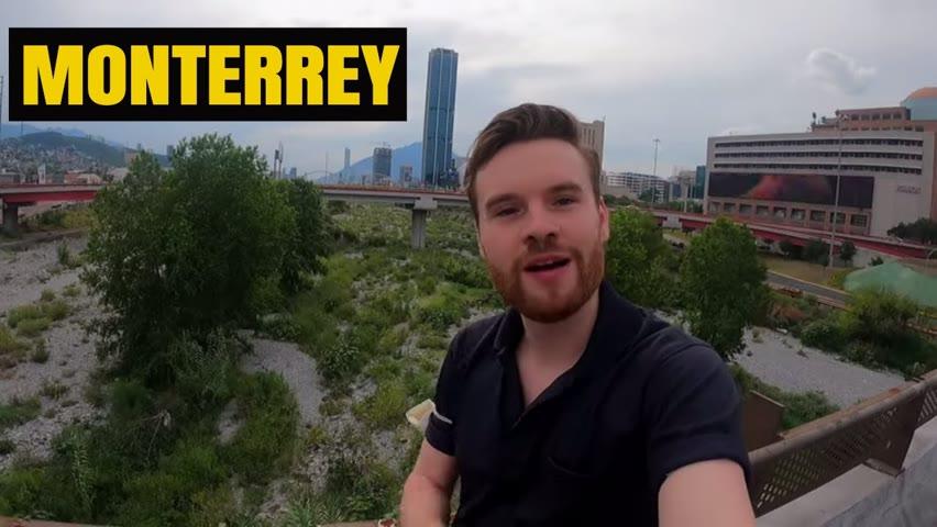 Visiting MONTERREY, Mexico's Huge Northern City 🇲🇽