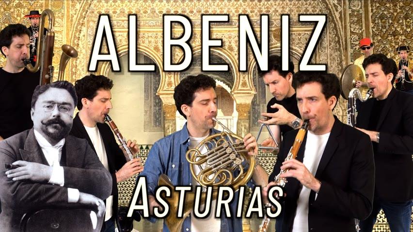 ALBENIZ Asturias | Nicolas BALDEYROU