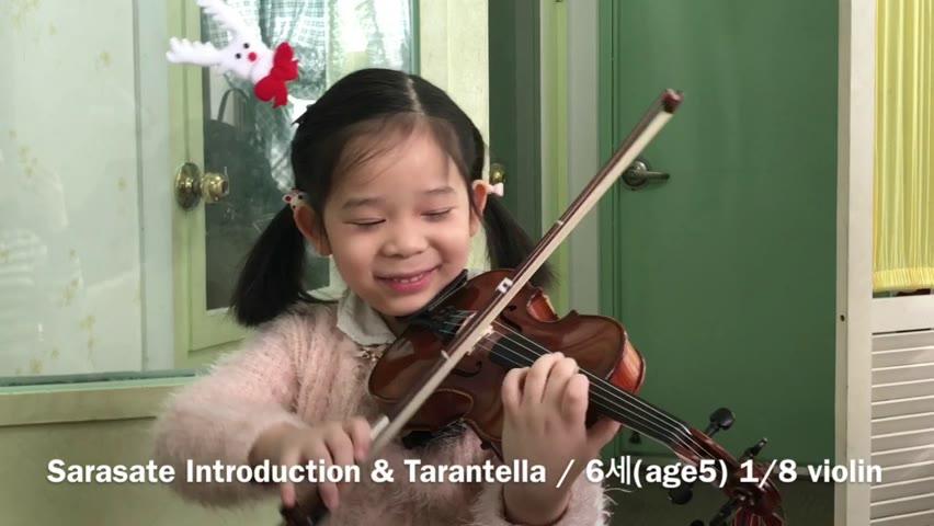 Violin Progress Video 2