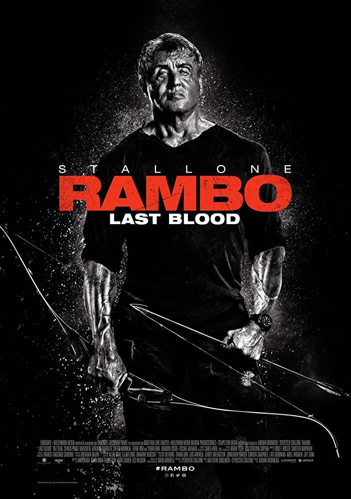Rambo Last Blood - Preparing for War
