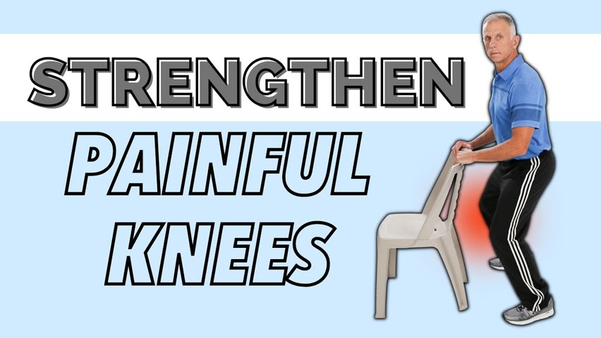 How to Strengthen an Arthritic or Painful Knee