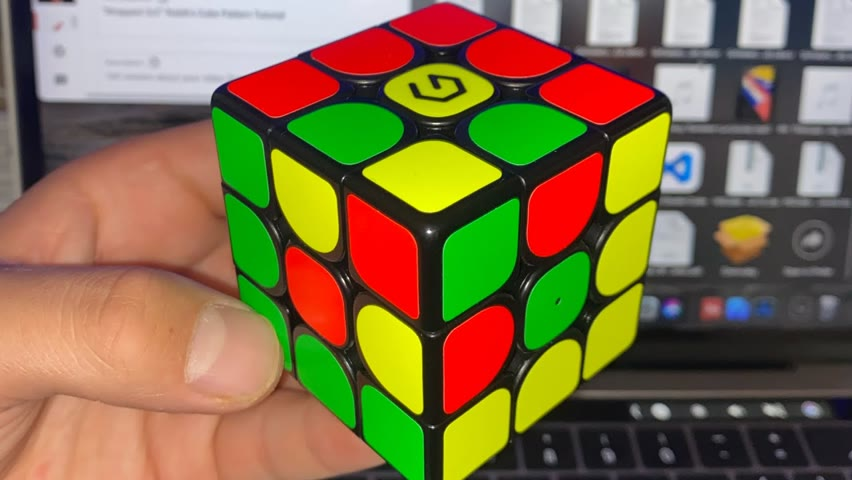 """Checkerboard Cube In A Cube"" Rubik's Cube Pattern Tutorial"