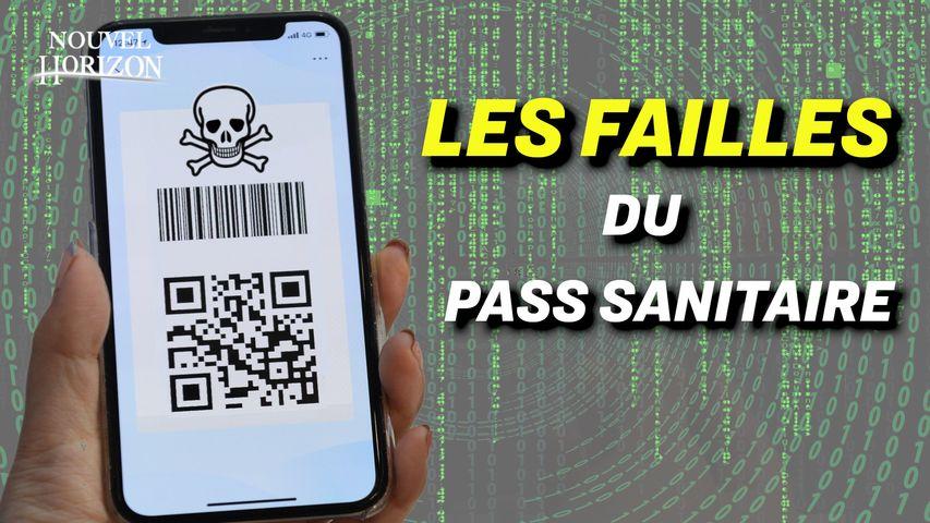 Failles de sécurité du Pass Sanitaire ; un rapport du sénat opte pour une surveillance totale