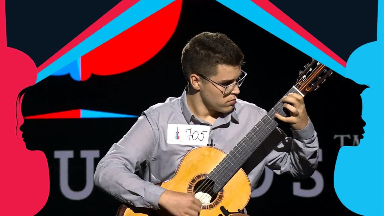 Virtuózok V4+ | Magyar Válogató | Zsoldos Dávid - Pavlovits Dávid: Prelude Nr. 5. (Bagatelle)