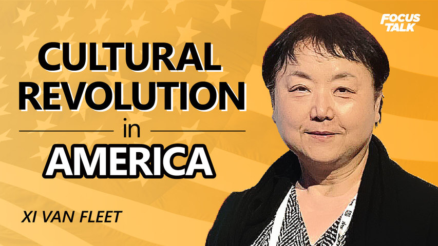 Virginia Mom: Why I Compared America Today to China's Cultural Revolution   Xi Van Fleet
