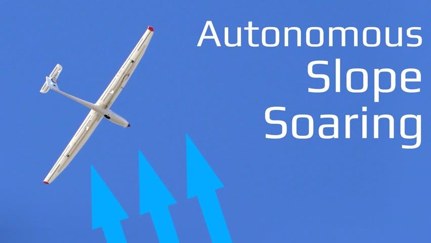 Autonomous Slope Soaring - RCTESTFLIGHT
