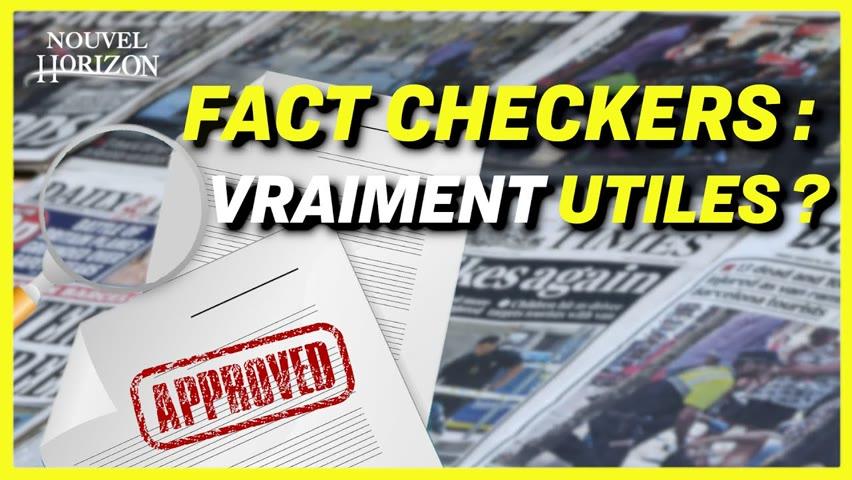 Erreurs, censures : le fact-checking est-il si efficace ? ; un rapport révèle un plan diabolique