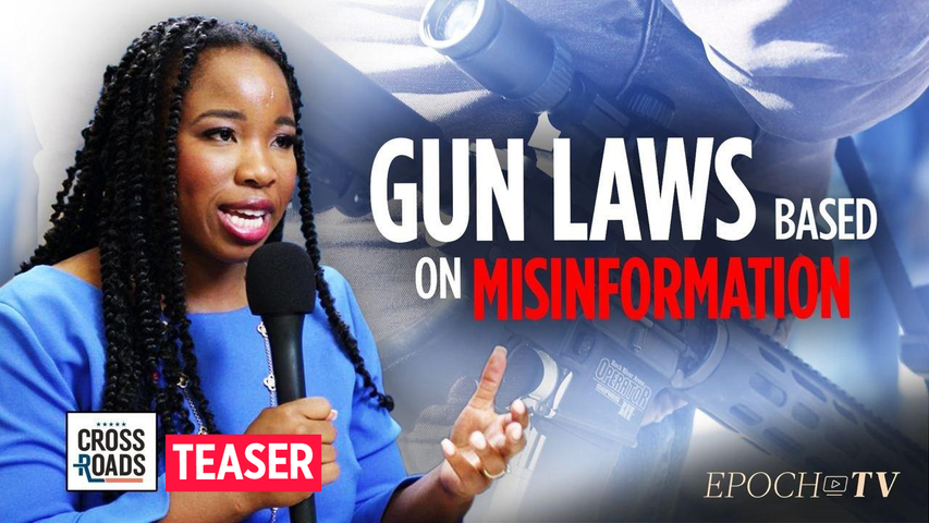"""Anti-Gun Narratives Driven by """"Intentional Misinformation"""" and Political Interests: Antonia Okafor"""
