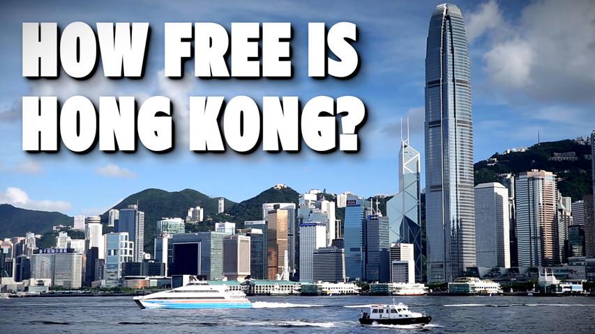 How Free is Hong Kong?