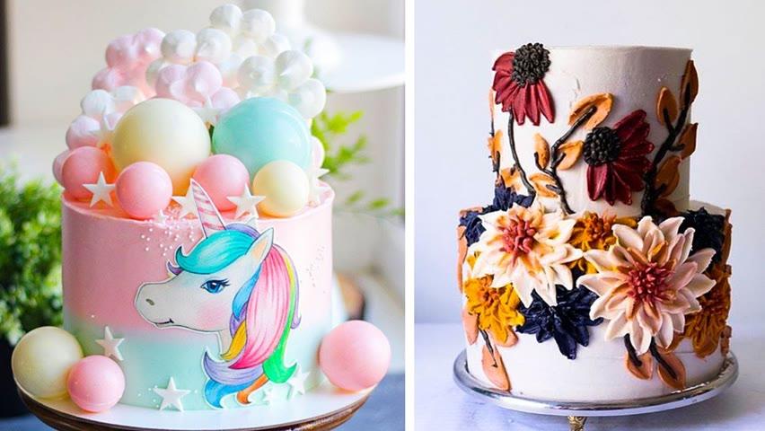 So Creative Amazing Cake Decorating Ideas | Top Indulgent Cake Decorating You Need To Try