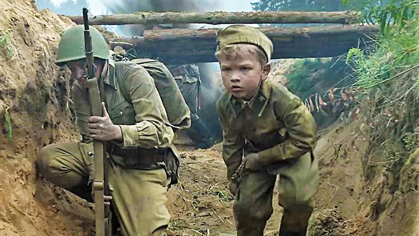 Real Story!! Six-Year-Old Boy Fought In Battles, Becoming The Youngest Soldier Of World War 2