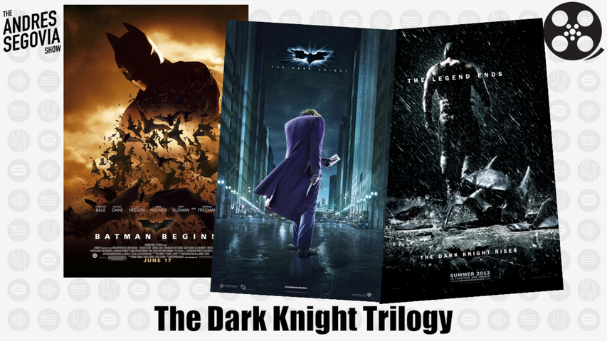 Dissecting Christopher Nolan's The Dark Knight Trilogy