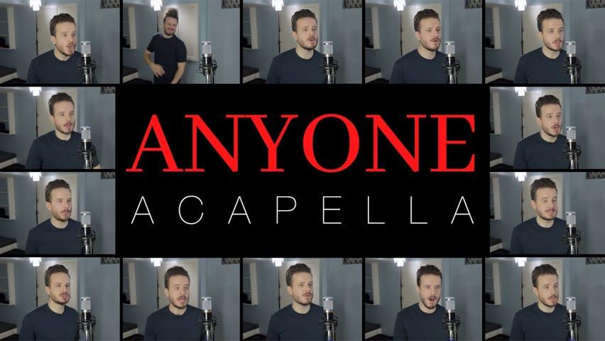Anyone (ACAPELLA) - Justin Bieber