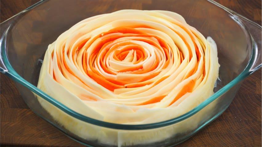 Zucchini has never tasted so delicious! Delicious zucchini recipe  Zucchini maze - tasty food