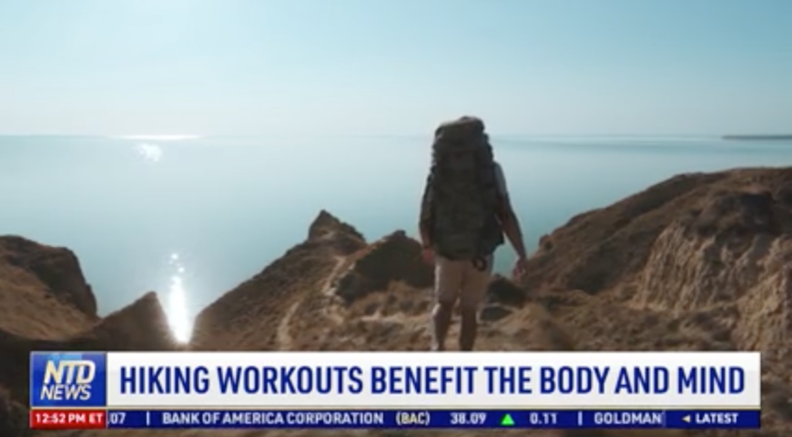 Hiking Workouts Benefit the Body and Mind