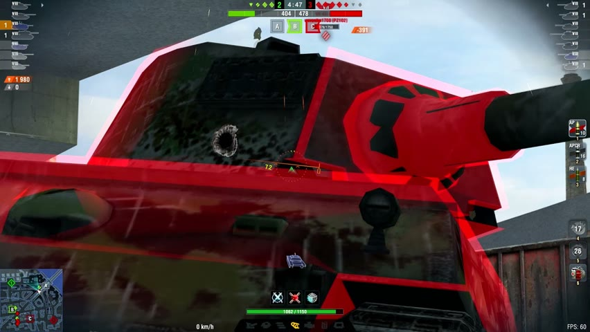 T28 5451DMG 4Kills | World of Tanks Blitz | Motorhead4Ever