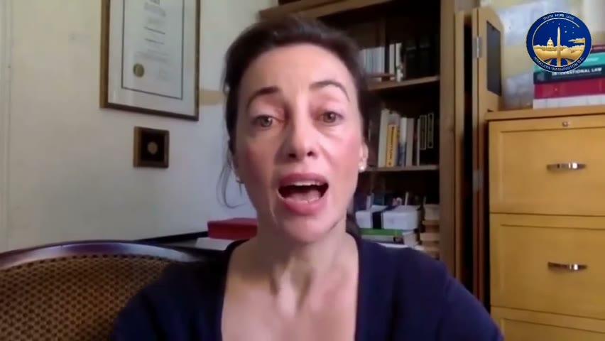 #加拿大 伦理学教授,因反对强制接受新冠疫苗政策,在9月7日被解雇。