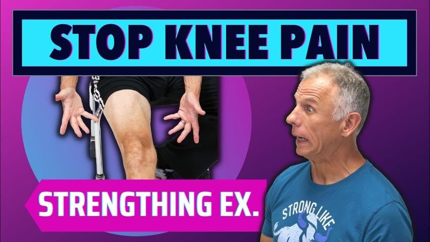 How about Best Strengthening Ex. To Stop Knee Pain