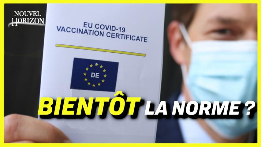 Certificat numérique de vaccination : nouvelle norme mondiale ? ; Hypnose : un outil formidable