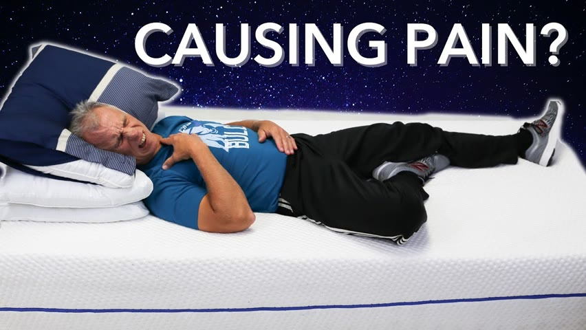 Is Your Sleeping Position Creating Your Pain? + GIVEAWAY!
