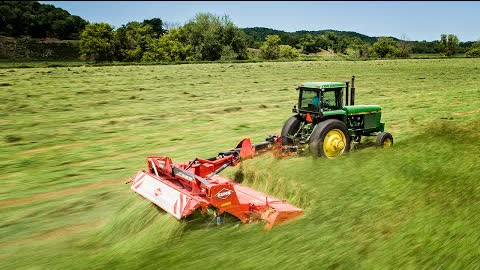 The Thickest Hay We've Got - KUHN FC 4061 TCD