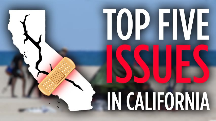 Top Issues That California Needs to Fix | Edwards Ring