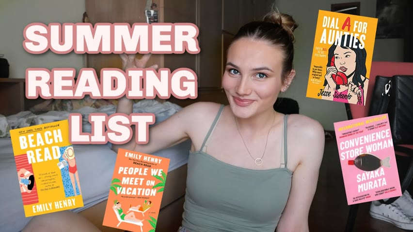 An all-over-the-place summer reading list - (part 1: Italy)