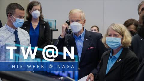 A Long-Distance Call to Space on This Week @NASA – September 3, 2021