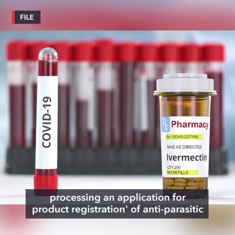 FDA begins processing registration of Ivermectin for human use in PH