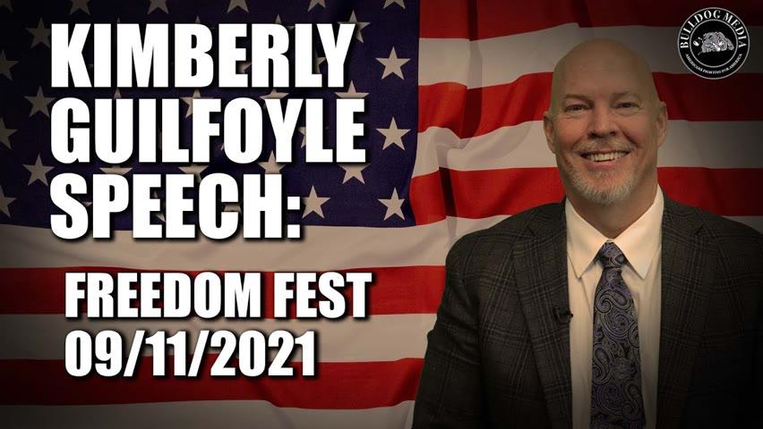 Kimberly Guilfoyle Speech: Freedom Fest   The Bulldog Show
