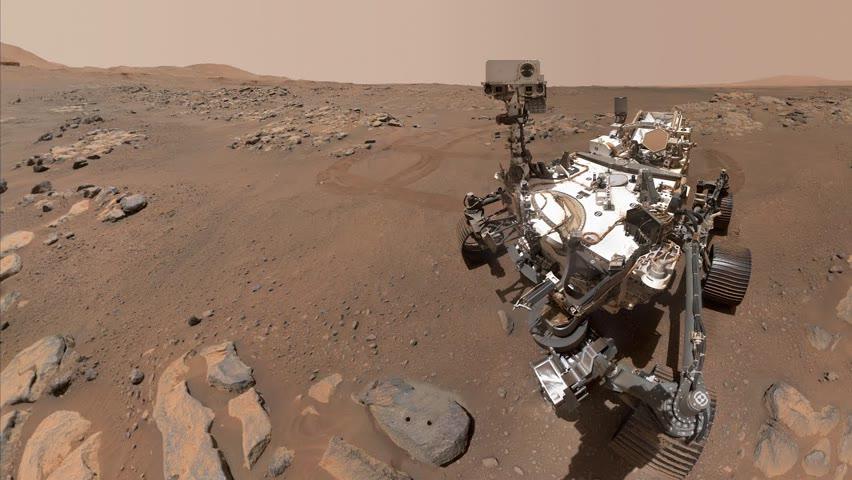 Mars Report: Update on NASA's Perseverance Rover SHERLOC Instrument (September 23rd, 2021)