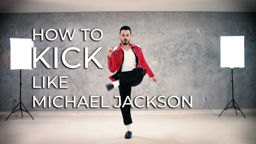 Como CHUTAR igual o Michael Jackson - Ricardo Walker Ensina