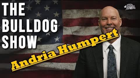 Bulldog Interviews Andria Humpert   The Bulldog Show