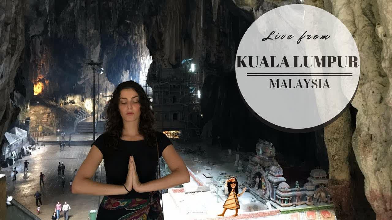 The Sacred Temples of Kuala Lumpur, Malaysia with AWC