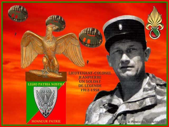 En Algérie - Chant de la Légion Étrangère