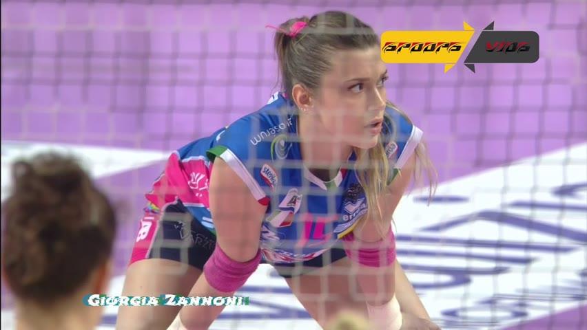 Italian Women's Volleyball League    🏐 2020 Moments   ᴴᴰ