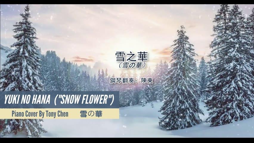 雪の華/Yuki no Hana(Snow Flower) - Piano Cover By Tony Chen - Mika Nakashima