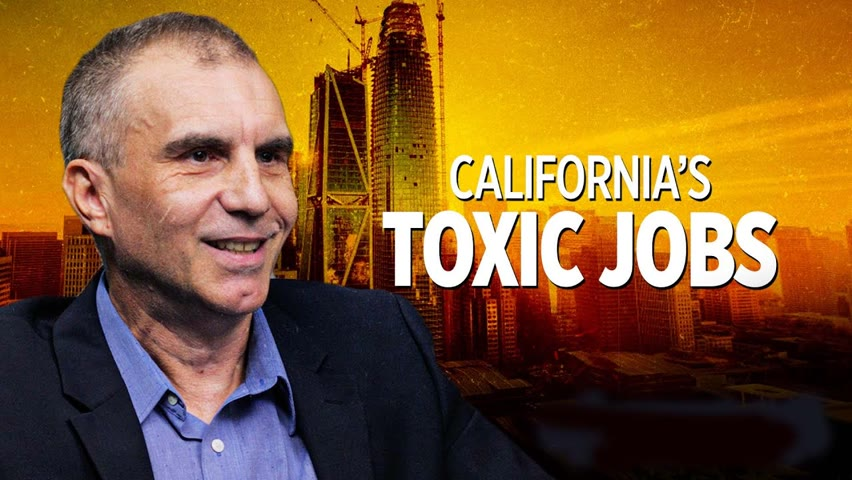 'Businesses in California Today Are Conditioning People to Submit to Tyranny' | Chris Banescu