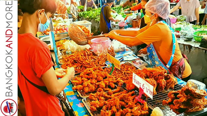 Its Time For STREET FOOD In BANGKOK   Are You Ready To Join?