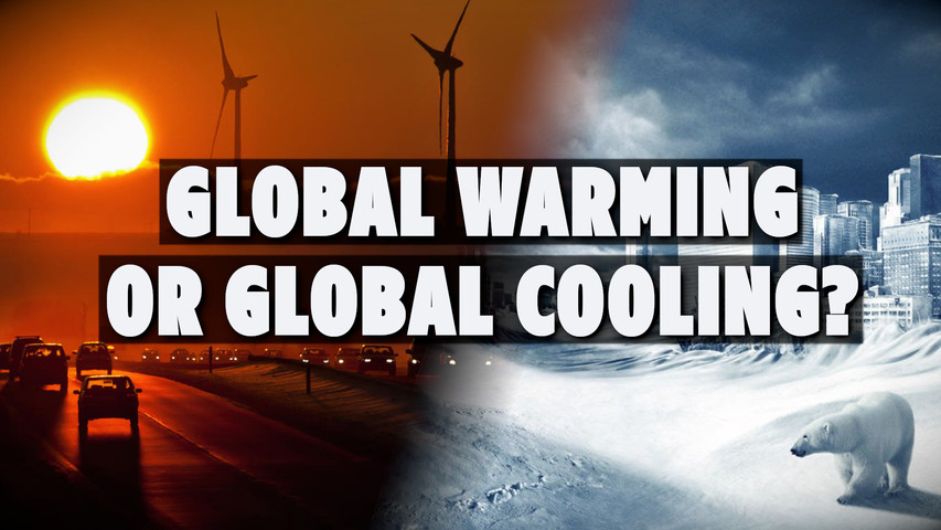 Global Warming or Global Cooling?