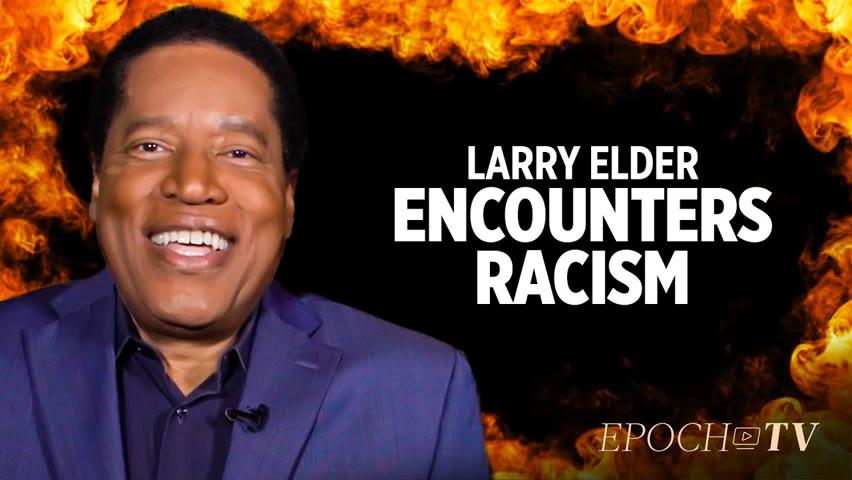 Larry Elder Tells Funny Jokes And Stories Of When He Encountered Racism   Larry Elder