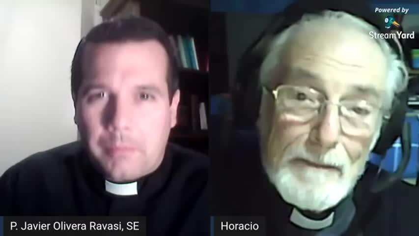 Espiritualidad para tiempos que corren Entrevista P Horacio Bojorge y  Javier Olivera Ravasi SE