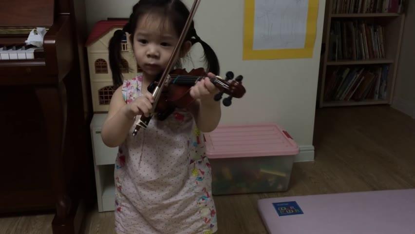 Gavotte - J. B. Lully (Suzuki Violin 2)