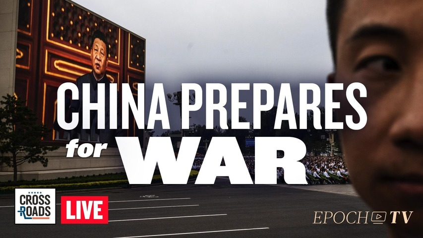 Live Q&A: China Directs Military to Prepare for War; New York Faces Shortage of Healthcare Workers